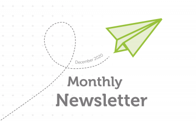 December 2020 Monthly Newsletter